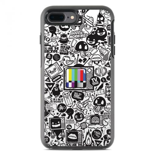 TV Kills Everything OtterBox Symmetry iPhone 8 Plus Case Skin