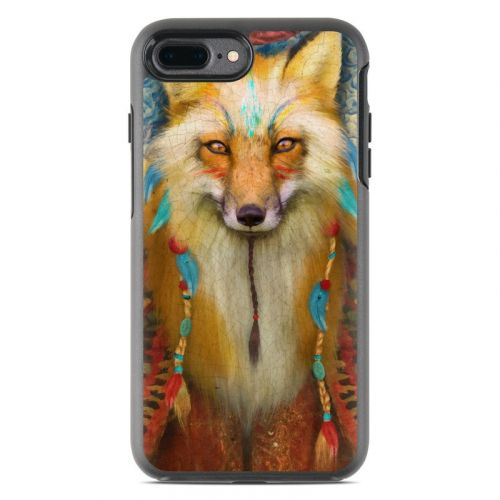 Wise Fox OtterBox Symmetry iPhone 8 Plus Case Skin