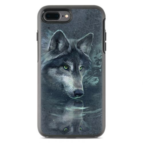 Wolf Reflection OtterBox Symmetry iPhone 8 Plus Case Skin