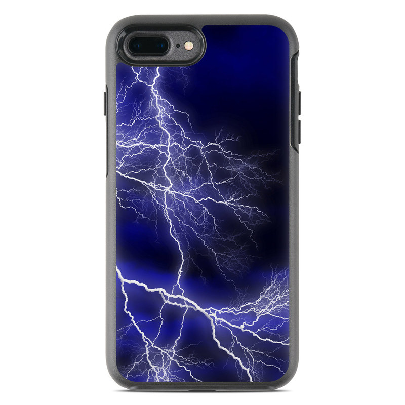 Apocalypse Blue OtterBox Symmetry iPhone 7 Plus Skin