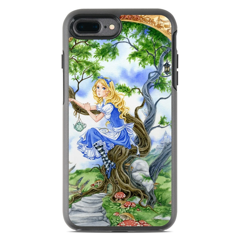 Alice's Tea Time OtterBox Symmetry iPhone 7 Plus Skin