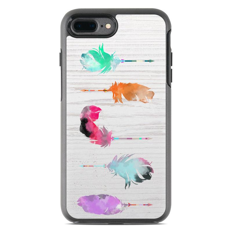 Compass OtterBox Symmetry iPhone 8 Plus Case Skin