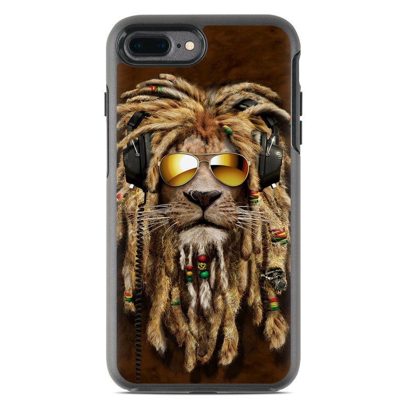 DJ Jahman OtterBox Symmetry iPhone 7 Plus Skin