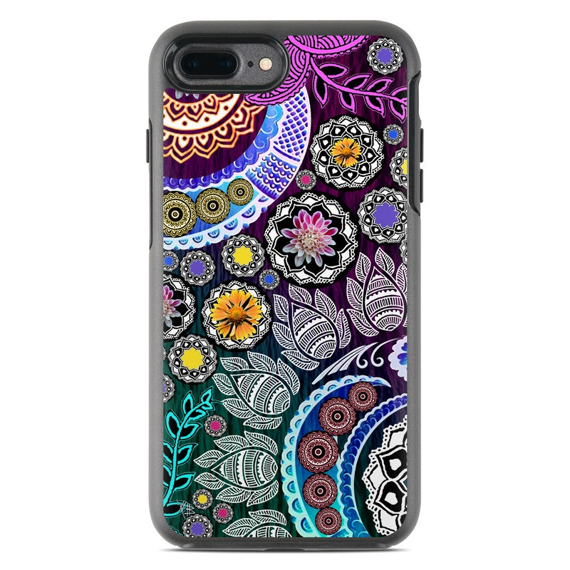 Mehndi Garden OtterBox Symmetry iPhone 7 Plus Skin