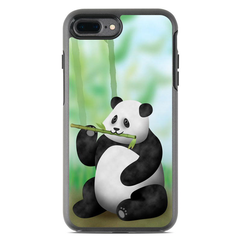 Panda OtterBox Symmetry iPhone 8 Plus Case Skin