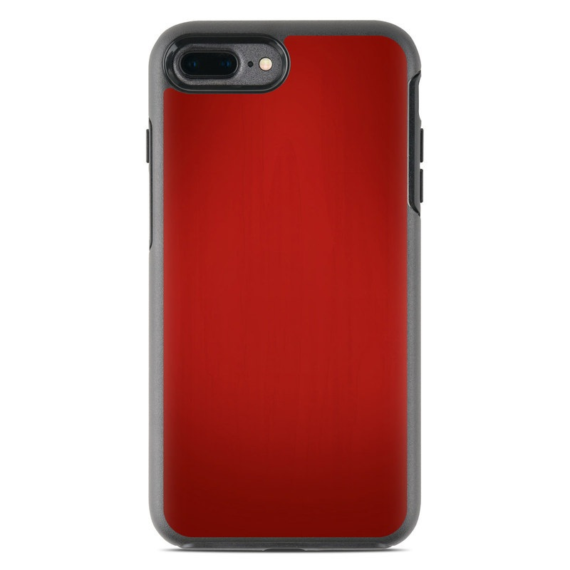 Red Burst OtterBox Symmetry iPhone 7 Plus Skin