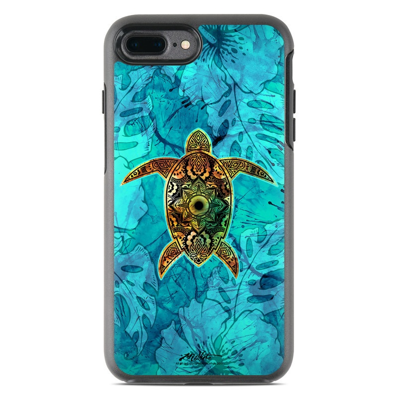 Sacred Honu OtterBox Symmetry iPhone 8 Plus Case Skin