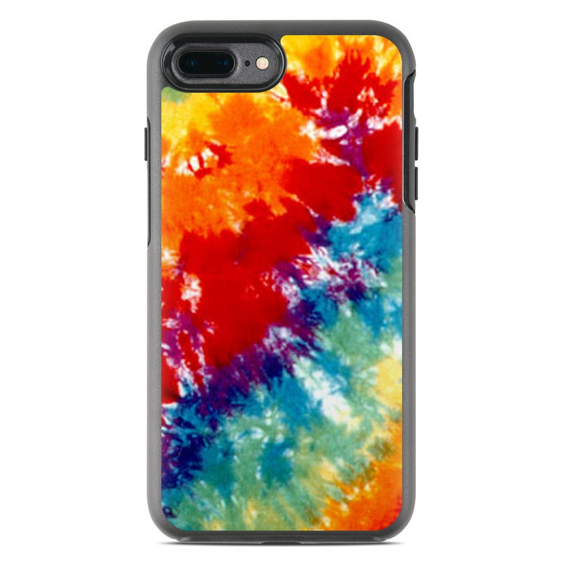 sports shoes d1b5c 1f48a Tie Dyed OtterBox Symmetry iPhone 8 Plus Case Skin