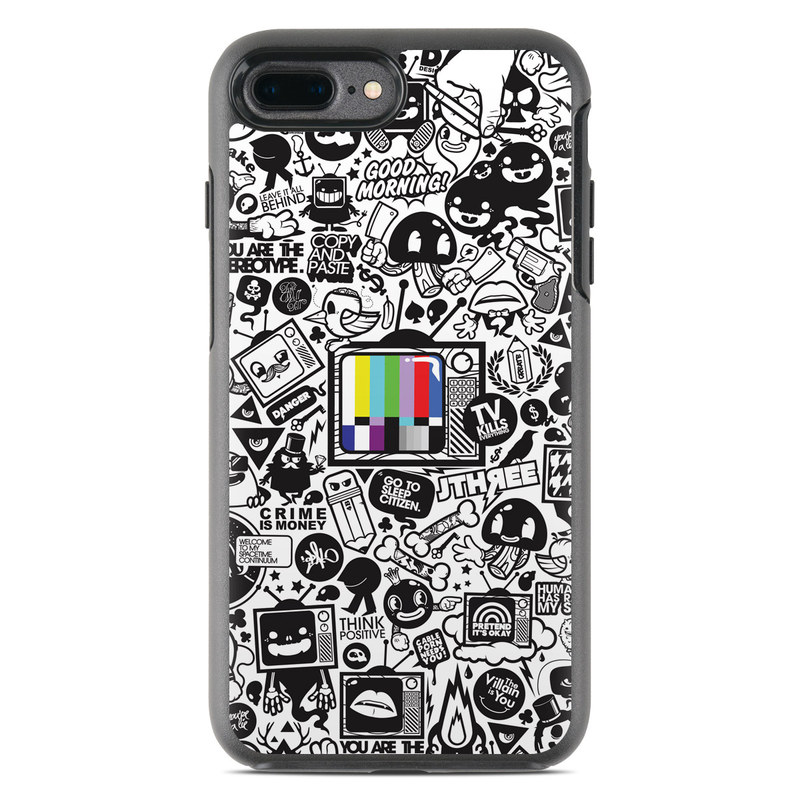 TV Kills Everything OtterBox Symmetry iPhone 7 Plus Skin
