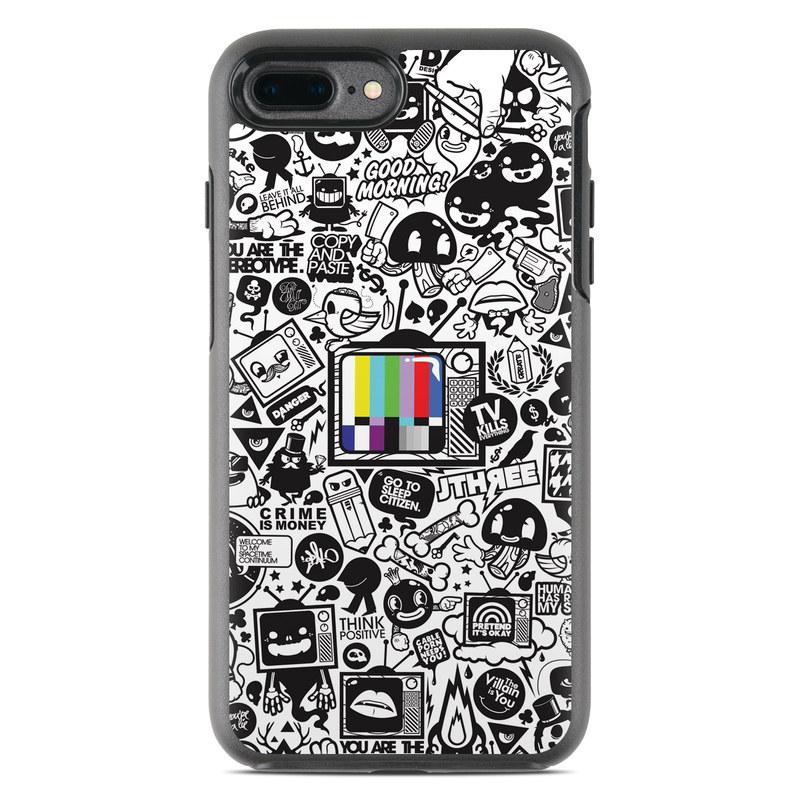TV Kills Everything OtterBox Symmetry iPhone 7 Plus Skin