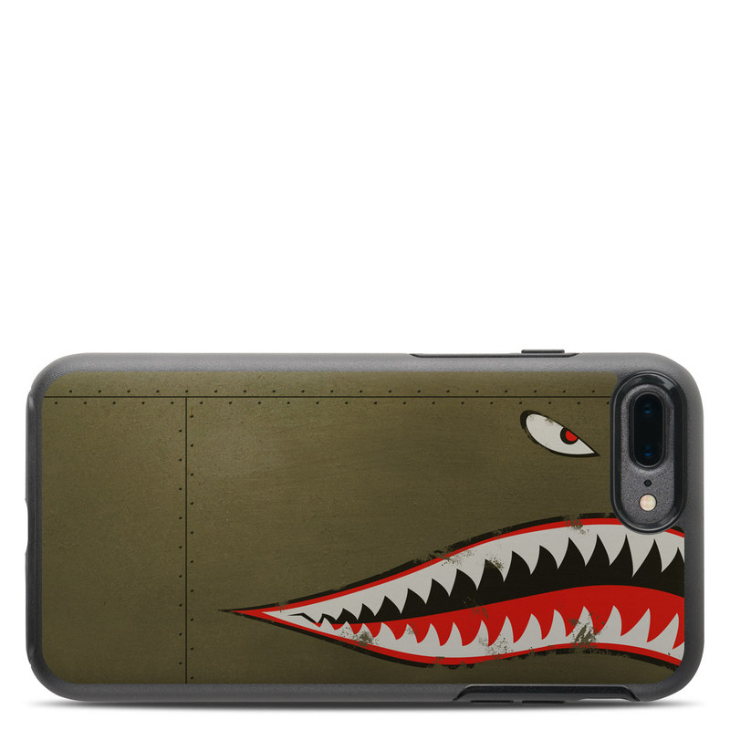 USAF Shark OtterBox Symmetry iPhone 8 Plus Case Skin