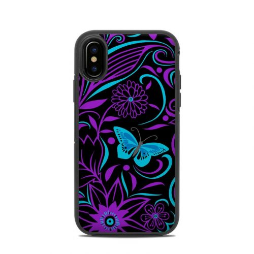Fascinating Surprise OtterBox Symmetry iPhone X Skin