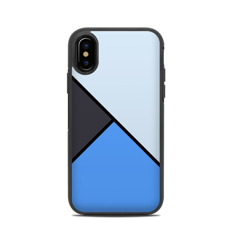 Deep OtterBox Symmetry iPhone X Case Skin