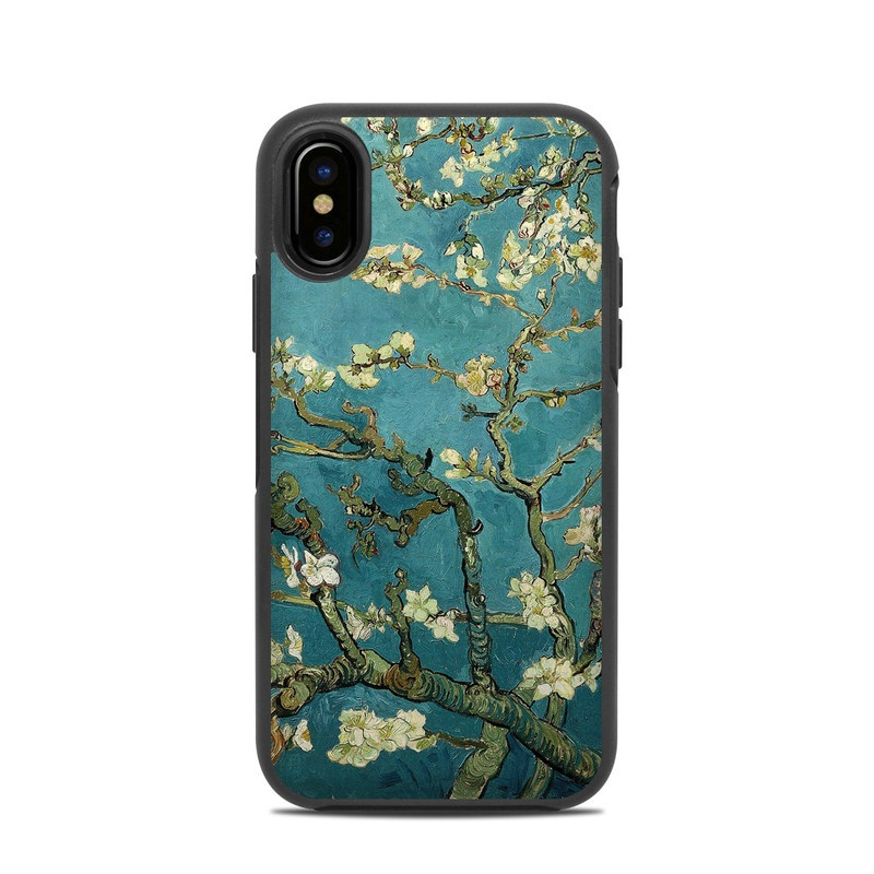 Blossoming Almond Tree OtterBox Symmetry iPhone X Case Skin
