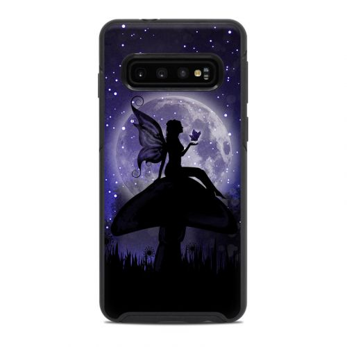 Moonlit Fairy OtterBox Symmetry Galaxy S10 Case Skin