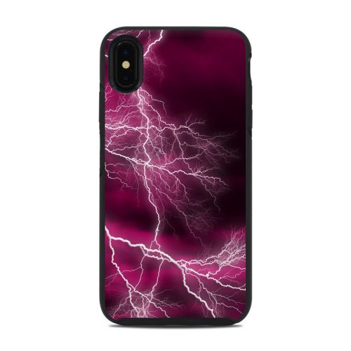 Apocalypse Pink OtterBox Symmetry iPhone XS Max Case Skin