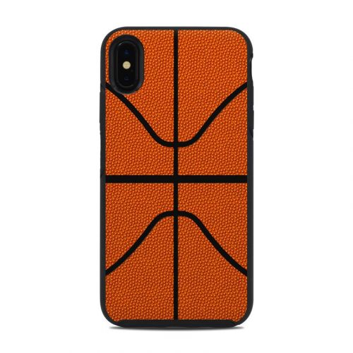 Basketball OtterBox Symmetry iPhone XS Max Case Skin
