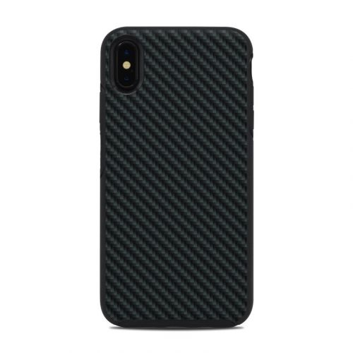 Carbon OtterBox Symmetry iPhone XS Max Case Skin