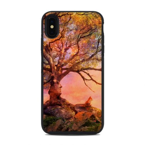 Fox Sunset OtterBox Symmetry iPhone XS Max Case Skin