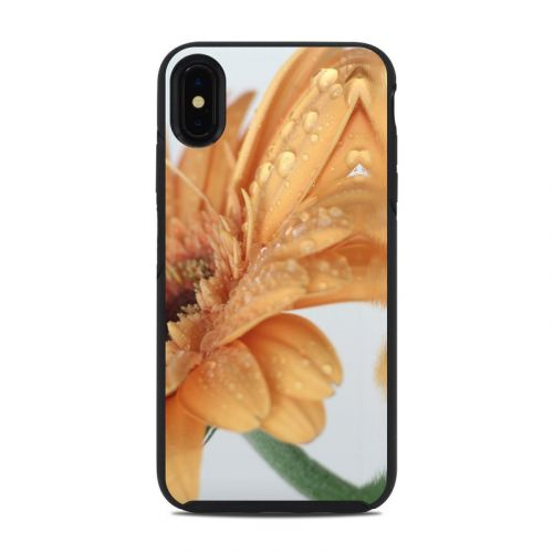 Golden Gerbera OtterBox Symmetry iPhone XS Max Case Skin