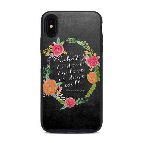 Love Done Well OtterBox Symmetry iPhone XS Max Case Skin