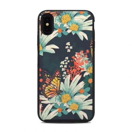 Monarch Grove OtterBox Symmetry iPhone XS Max Case Skin