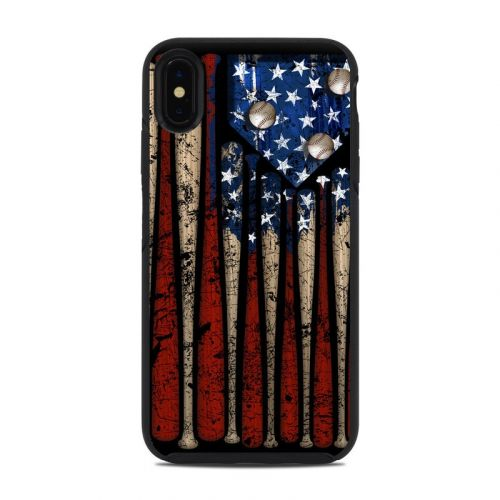 Old Glory OtterBox Symmetry iPhone XS Max Case Skin