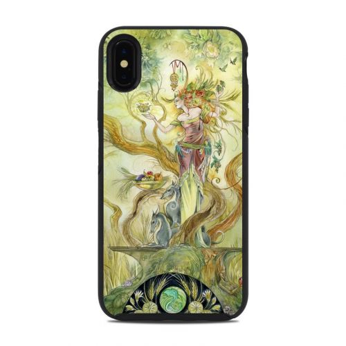 Virgo OtterBox Symmetry iPhone XS Max Case Skin