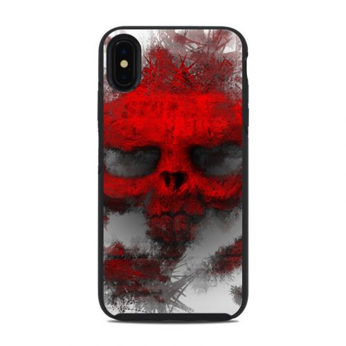 War Light OtterBox Symmetry iPhone XS Max Case Skin