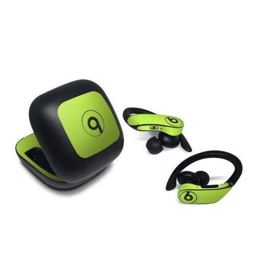 Solid State Lime Beats Powerbeats Pro Skin