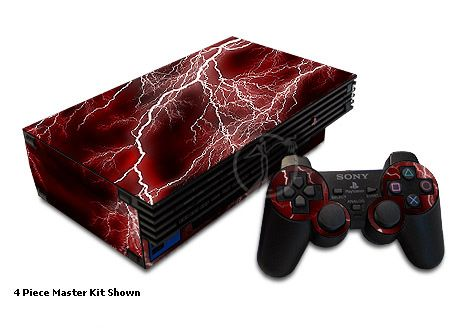 Apocalypse Red Old PS2 Skin