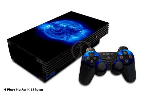 Blue Giant Old PS2 Skin