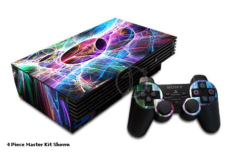 Static Charge Old PS2 Skin