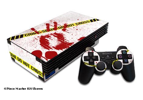Crime Scene Revisited Old PS2 Skin