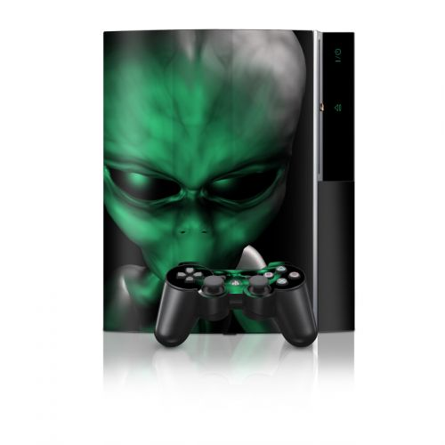 Abduction PS3 Skin