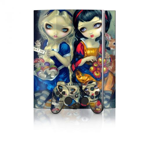 Alice & Snow White PS3 Skin