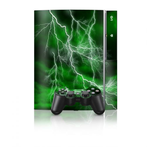 Apocalypse Green PS3 Skin