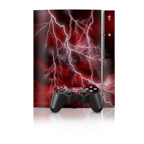 Apocalypse Red PS3 Skin
