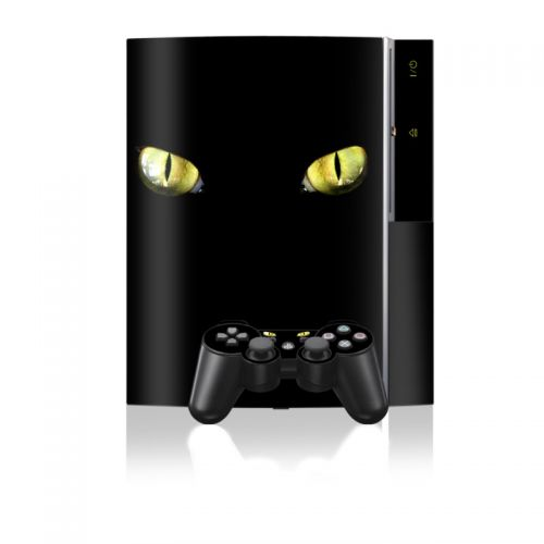 Cat Eyes PS3 Skin