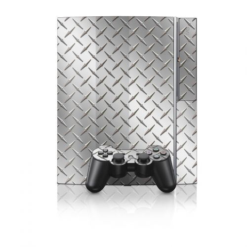Diamond Plate PS3 Skin