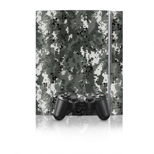 Digital Urban Camo PS3 Skin