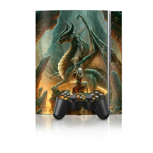 Dragon Mage PS3 Skin