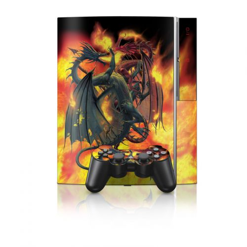 Dragon Wars PS3 Skin