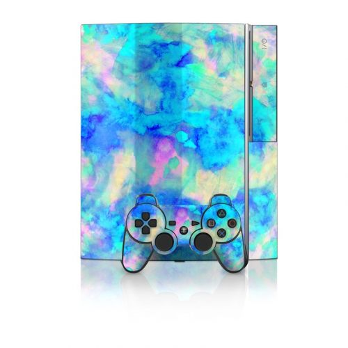 Electrify Ice Blue PS3 Skin