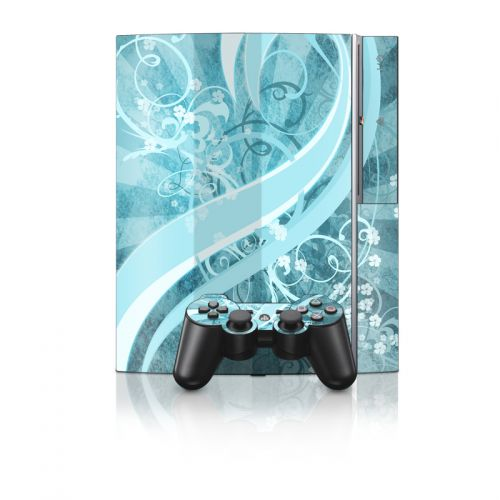 Flores Agua PS3 Skin
