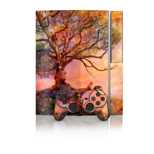 Fox Sunset PS3 Skin