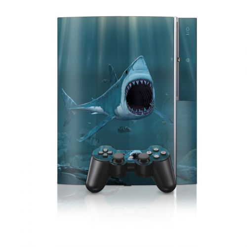 Great White PS3 Skin