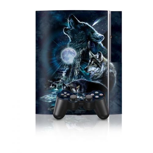 Howling PS3 Skin