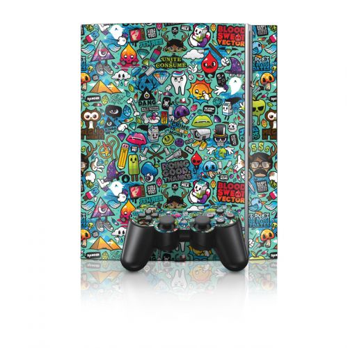 Jewel Thief PS3 Skin