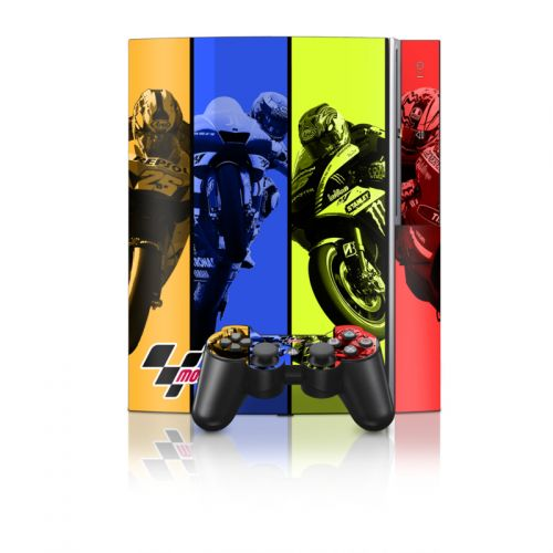 Race Panels PS3 Skin